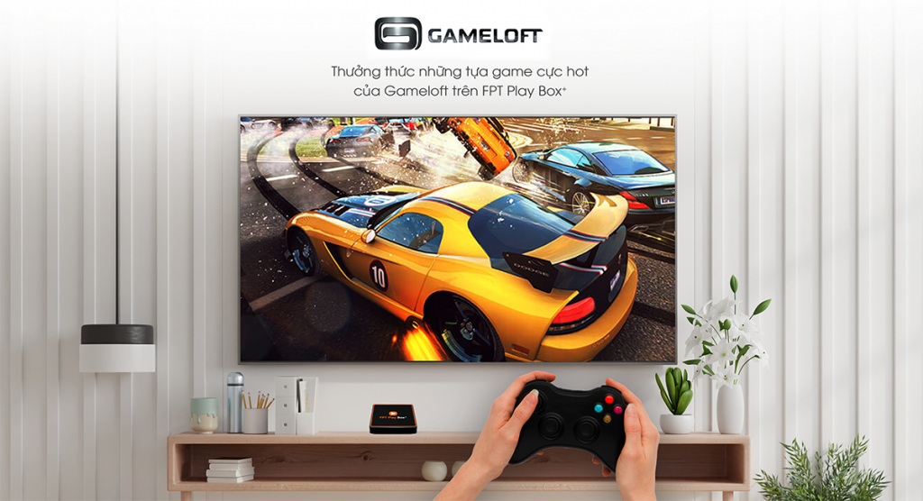 Gameloft fpt play box 2020